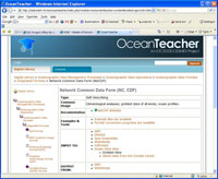 OceanTeacher selected pages